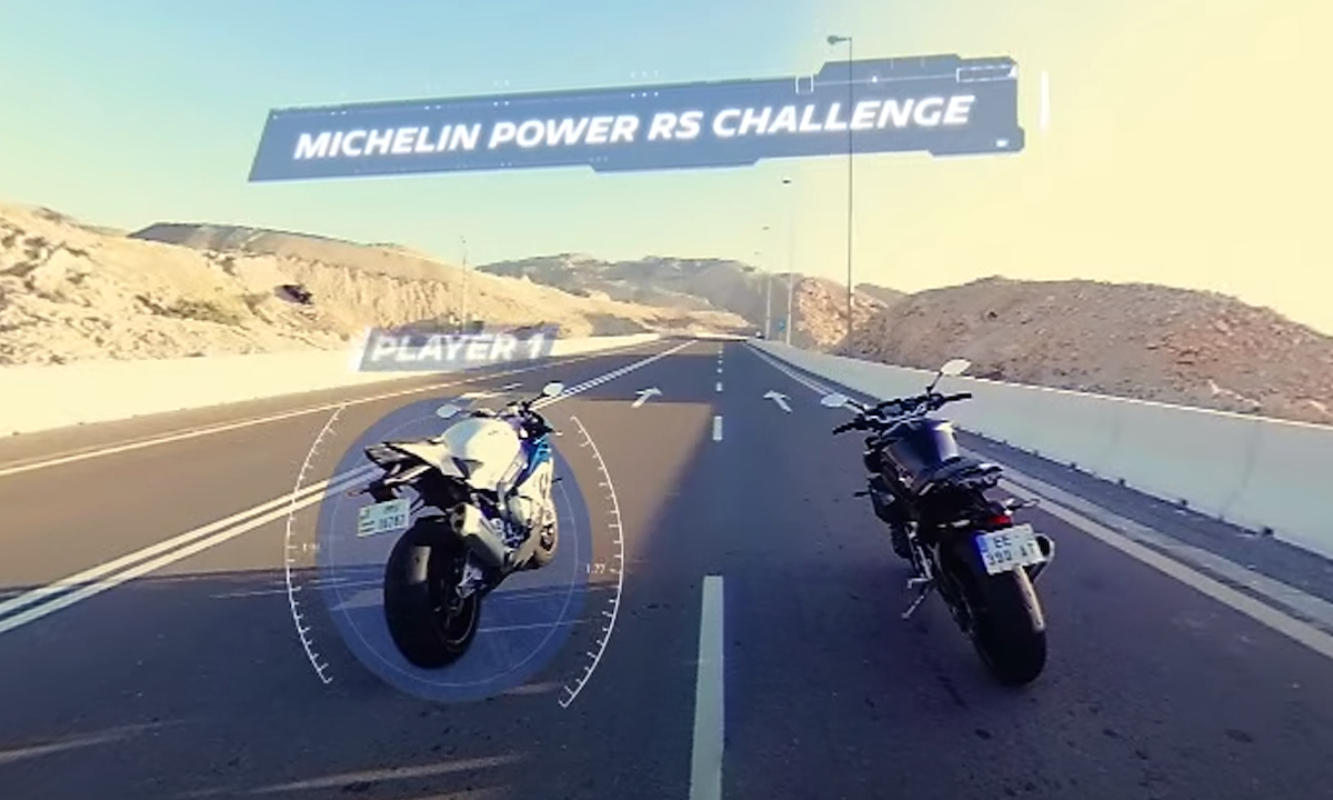 Michelin Power RS BMW VR